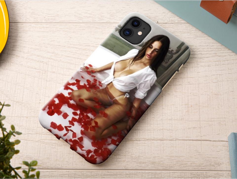 Cover Smartphone esclusivo della Sexy Star ALESSIA ZANCHI